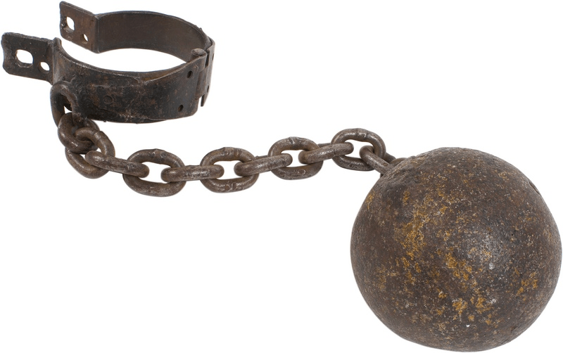 Ball And Chain Exopermacultureexopermaculture Chain Silver Bracelet Silver