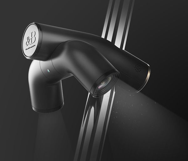 &B Bike beam projector on Behance