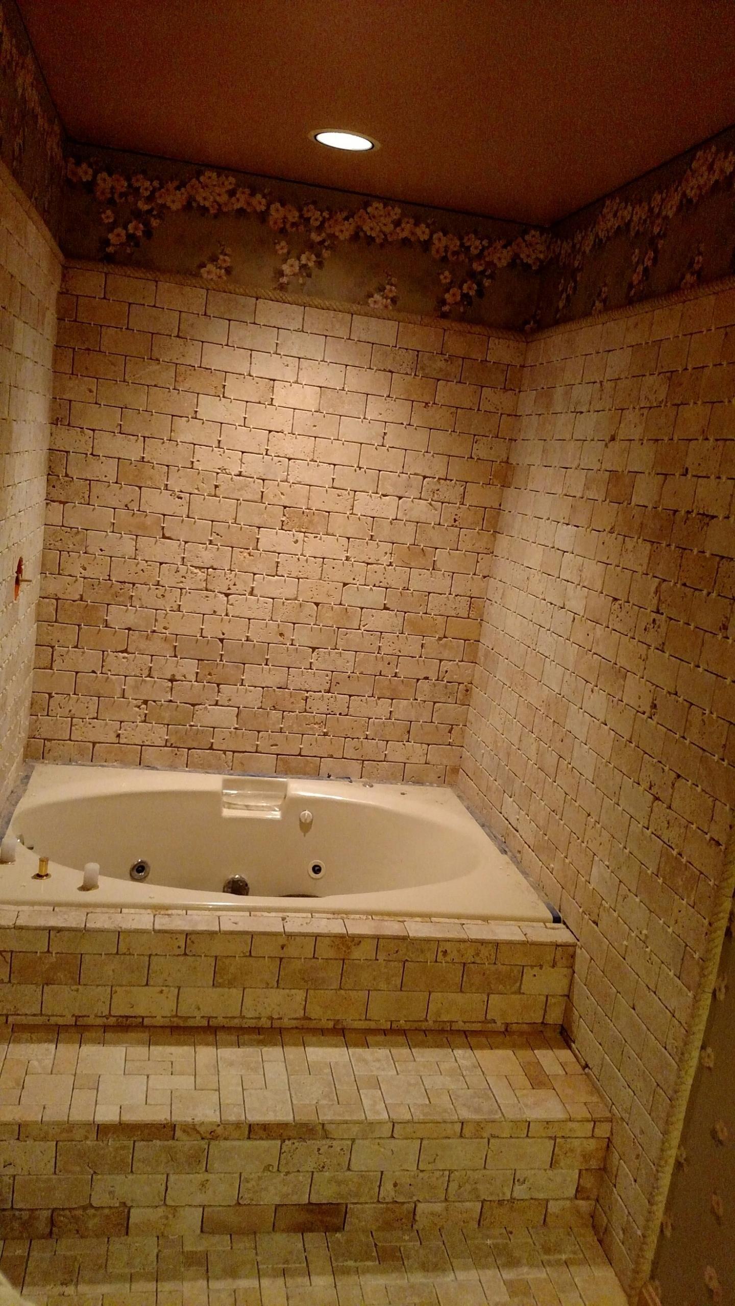 Tile Tub And Showerbathroom Remodelsundance Homes Llc Extraordinary Maryland Bathroom Remodeling Review
