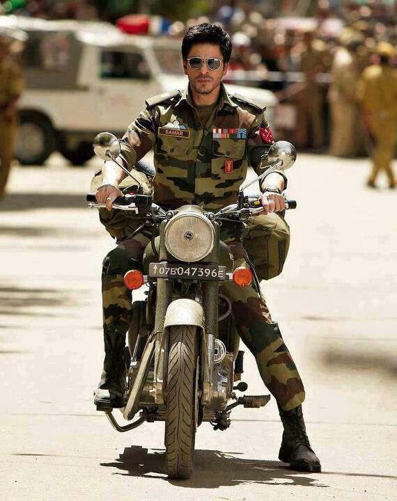 Shahrukh Khan - Jab Tak Hai Jaan (2012) | Excellent movie ...