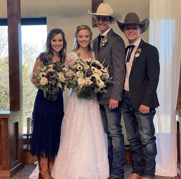 Claire And Justin Duggar Wedding Wedding Dresses Lace Dream Wedding