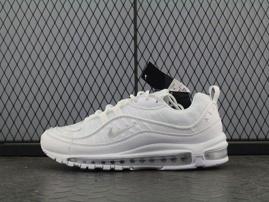 """timeless design 0744c 3aa58 Nike Air Max 98 """"Pure White"""" AJ6302-100"""