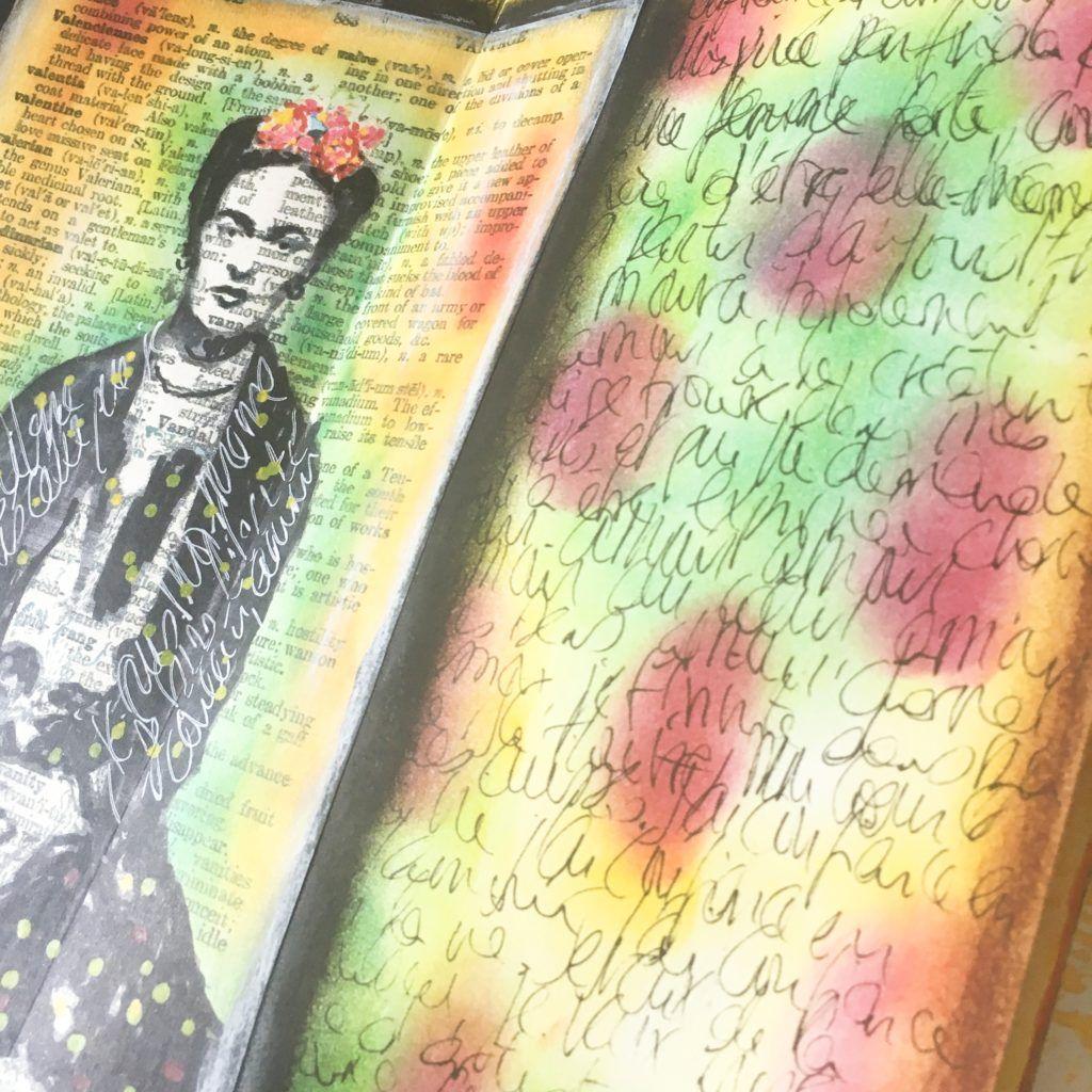 Materiel De Base Pour Commencer Un Art Journal Journal