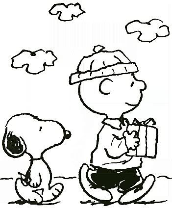 Pin By Michele Miller On Peanuts Christmas Coloring Pages