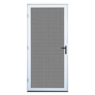 36 in. x 80 in. $799.00 White Surface Mount Meshtec ...