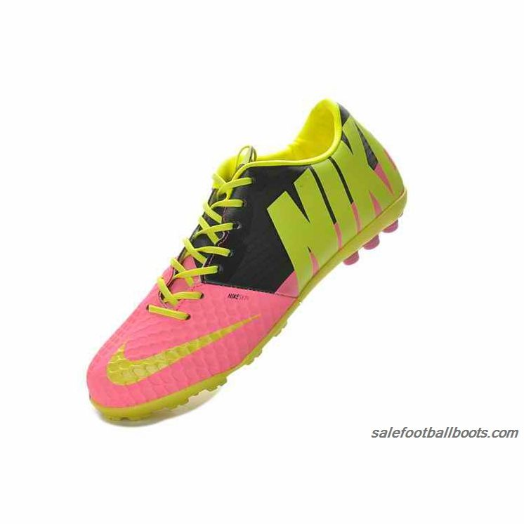 lowest price 70846 17891 Nike Elastico Finale II Pink Fluorescent Green $61.99 | Nike ...