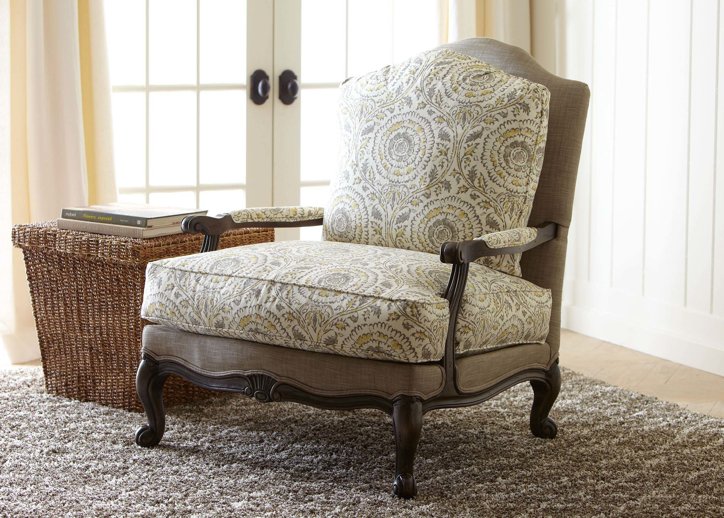 Ethan Allen Wingback Chairs Small Wooden Chair Harris Interior Traditional Home Pinterest