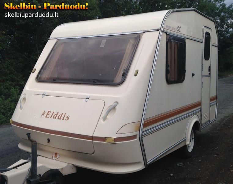 ELDDIS Wisp 300 2 SE 1991m