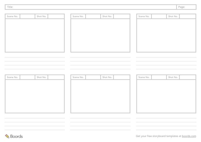Your Search For The Perfect Storyboard Template Is Over Preview And Download Free Professionally Designed Storyboard Template Storyboard User Story Template