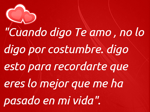 Pin De Adriana En Fondos Pinterest Amor Frases De Amor Y Te Amo