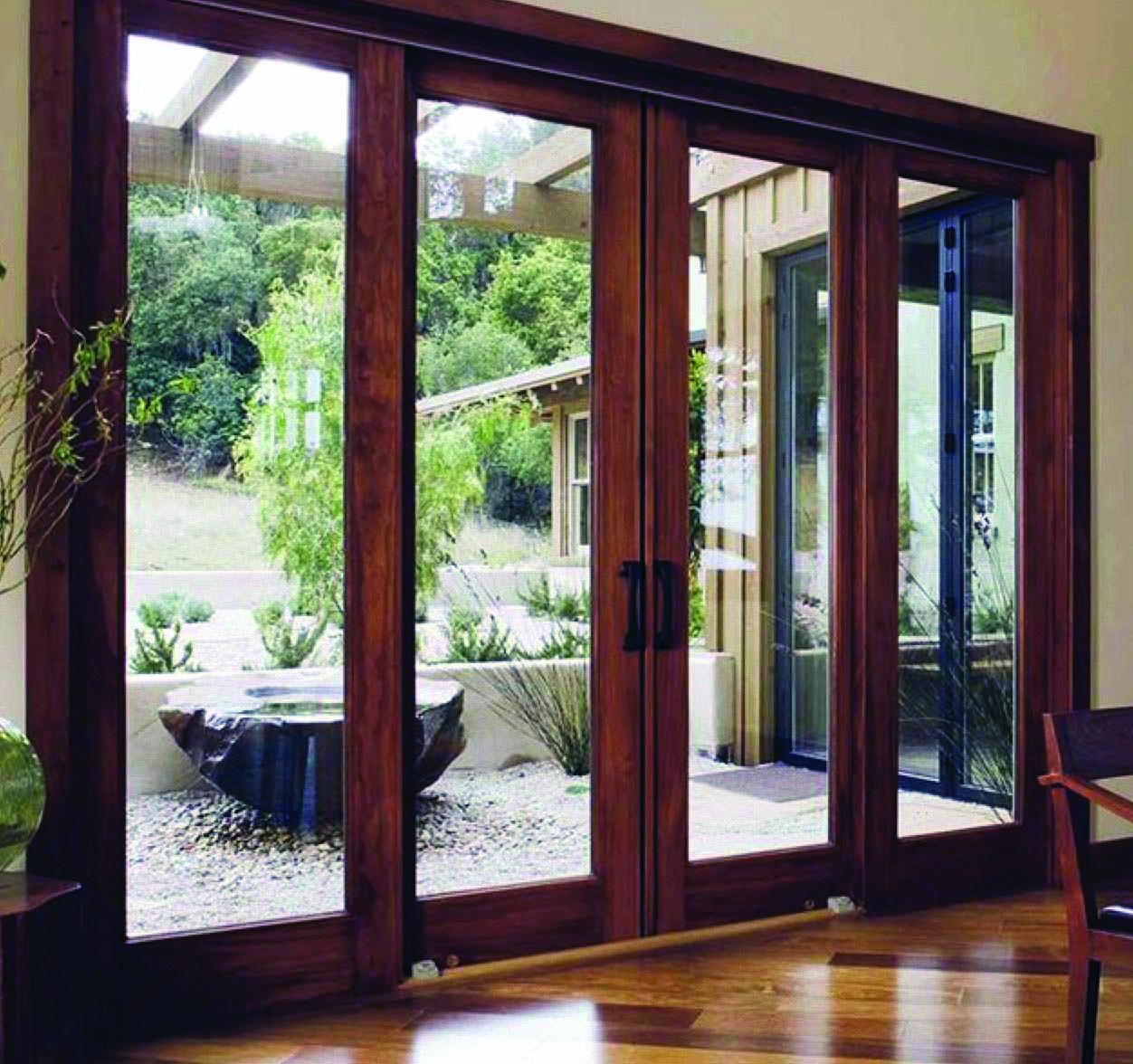 Moving Door Styles For Bedroom Sliding Glass Door Sliding Glass