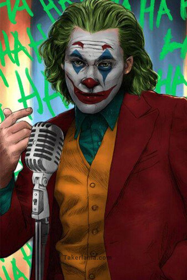 Joker By Joaquin Phoenix Batman Joker Wallpaper Joker Pics Joker Drawings