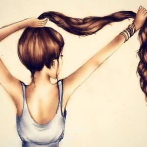 Avoir des cheveux long en 3 mois