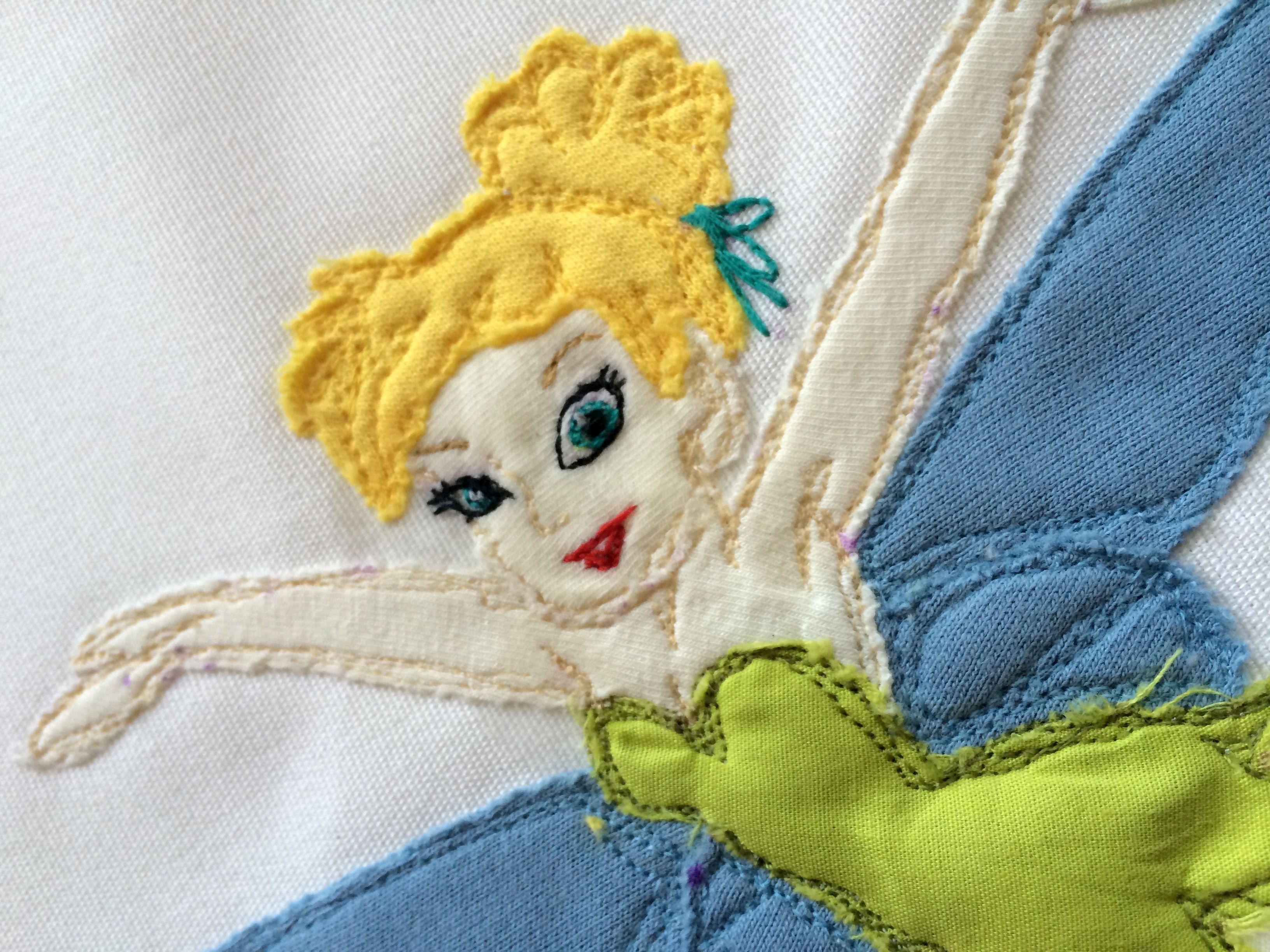 Nähmalen - Tinkerbell   Handgemachtes aus dem Nähzimmer ...