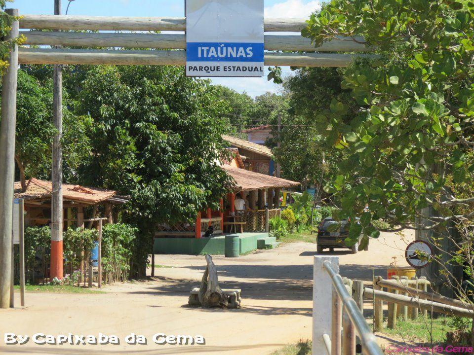 Parque Estadual de Itaúnas - Espirito Santo - Brasil