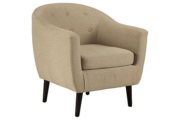 Khaki Klorey Chair View 2