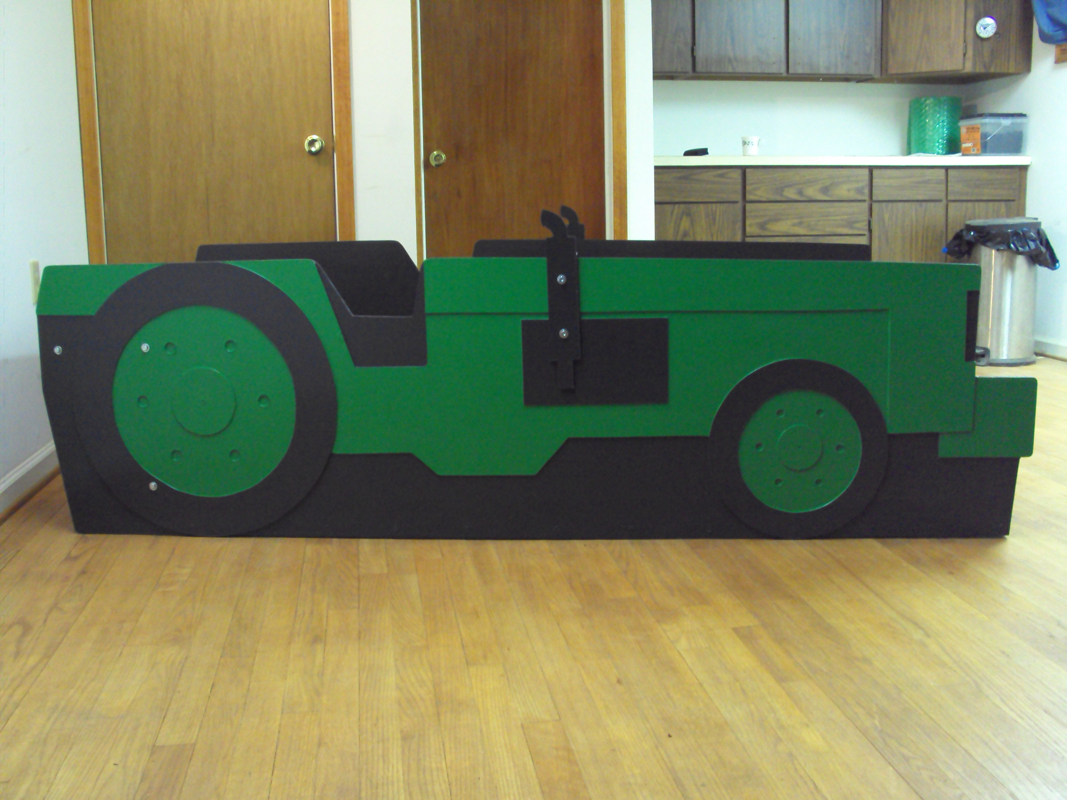 Outstanding Tractor Bed Frame Image   Picture Frame Ideas .