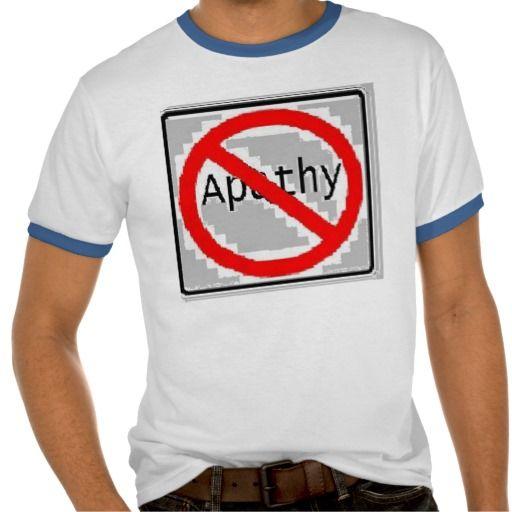 No Apathy T Shirt, Hoodie Sweatshirt