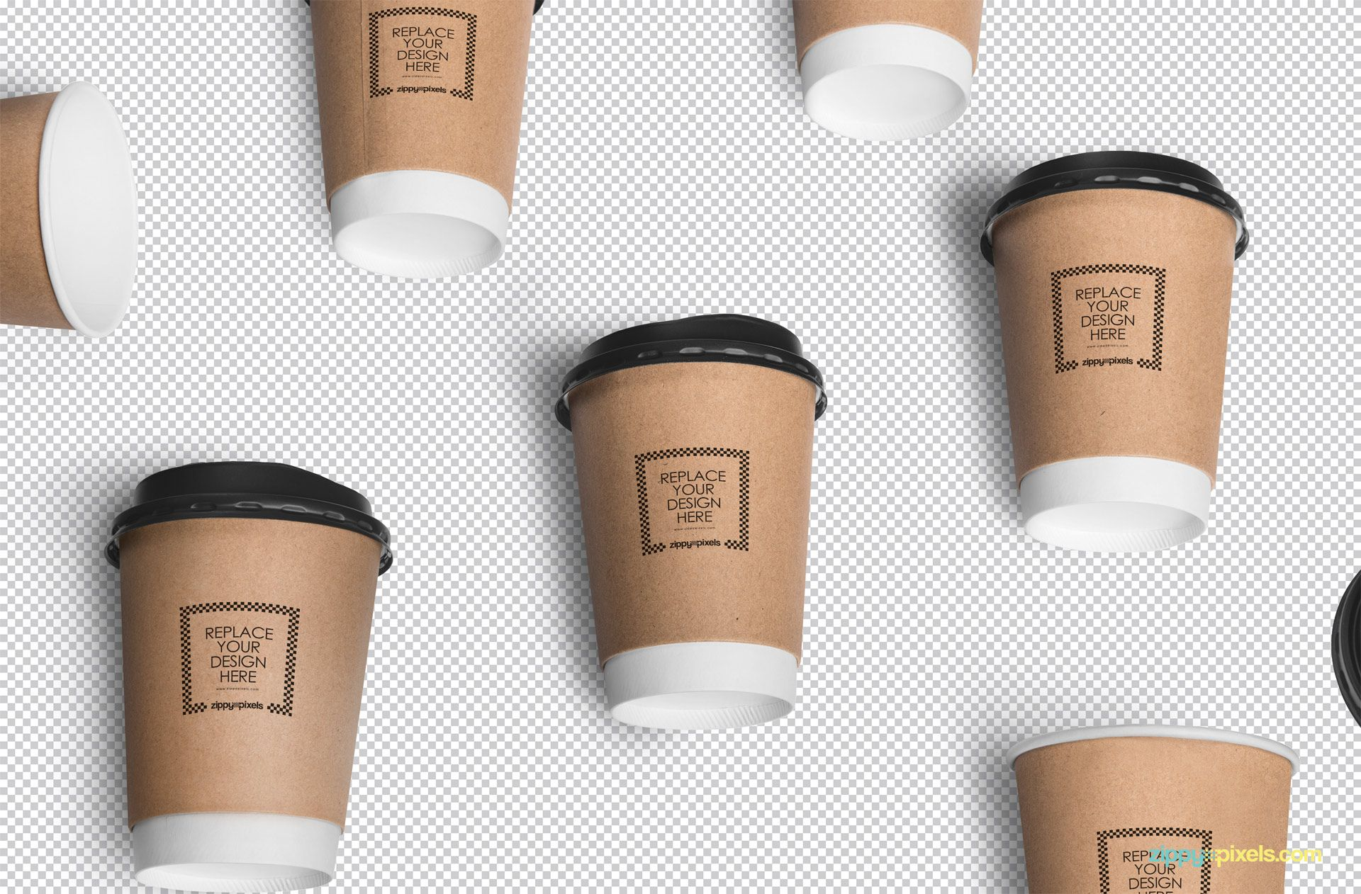 Coffee Cup Mockup Free PSD Coffee cup design, Disposable