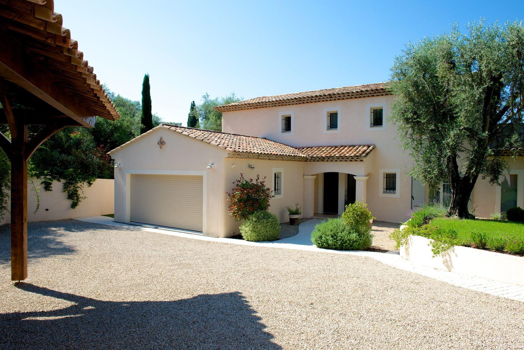 Epingle Par Mas Provence Sur Projet Maison Provencale Maison Darchitecte Modele Maison