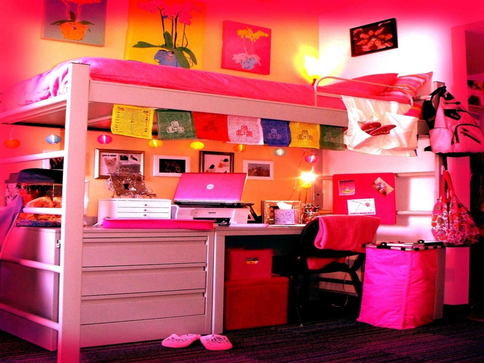 Schlafzimmer Pink ~ Moderne schlafzimmer für mädchen schlafzimmer schlafzimmer