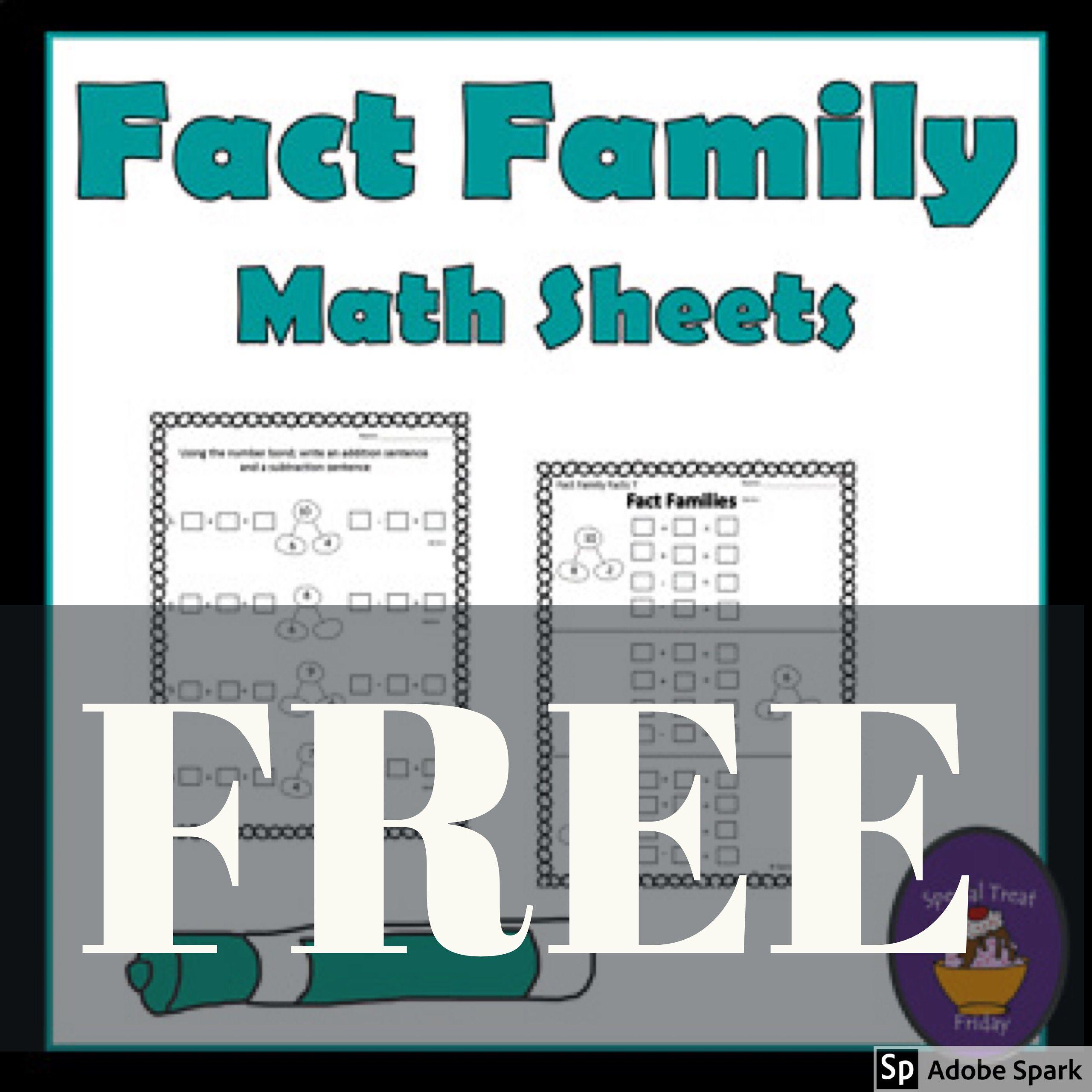 1st Grade Eureka Math First Grade Eureka Math 1st Grade Engage Ny Math First Grade Eureka Math 1s Fact Families Fact Family Worksheet Creative Lesson Plans [ 2560 x 2560 Pixel ]