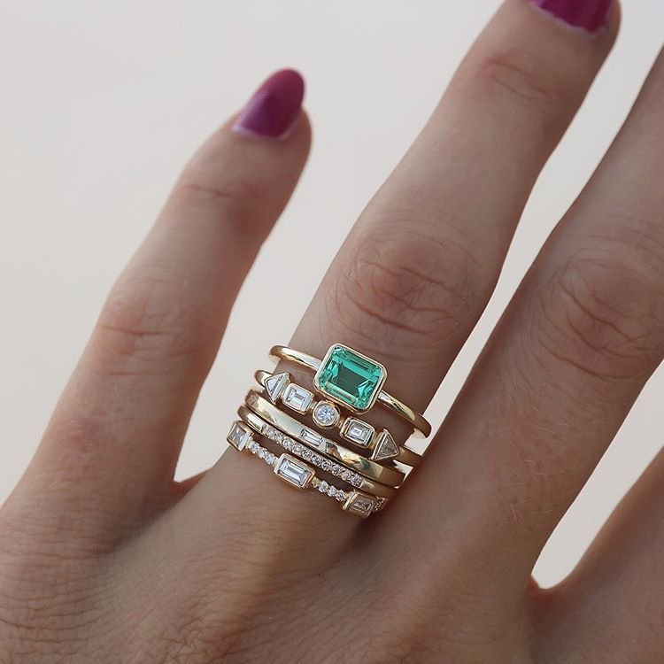 Pop Perfect Ring Diamontrigue Jewelry: This New Tourmaline Beauty Is A True Stunner, With The