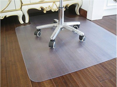 Desk Office Chair Floor Mat Protector For Hard Wood Floors 47 X 35 Chair Mats Living Room Wood Floor Oversized Chair Living Room