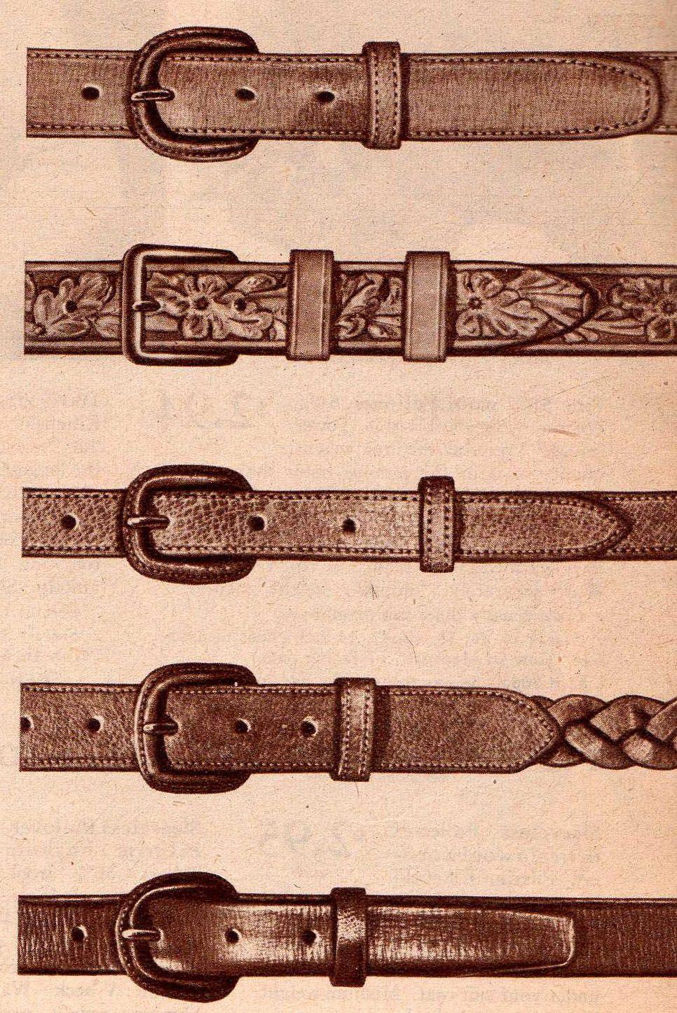 140s belts