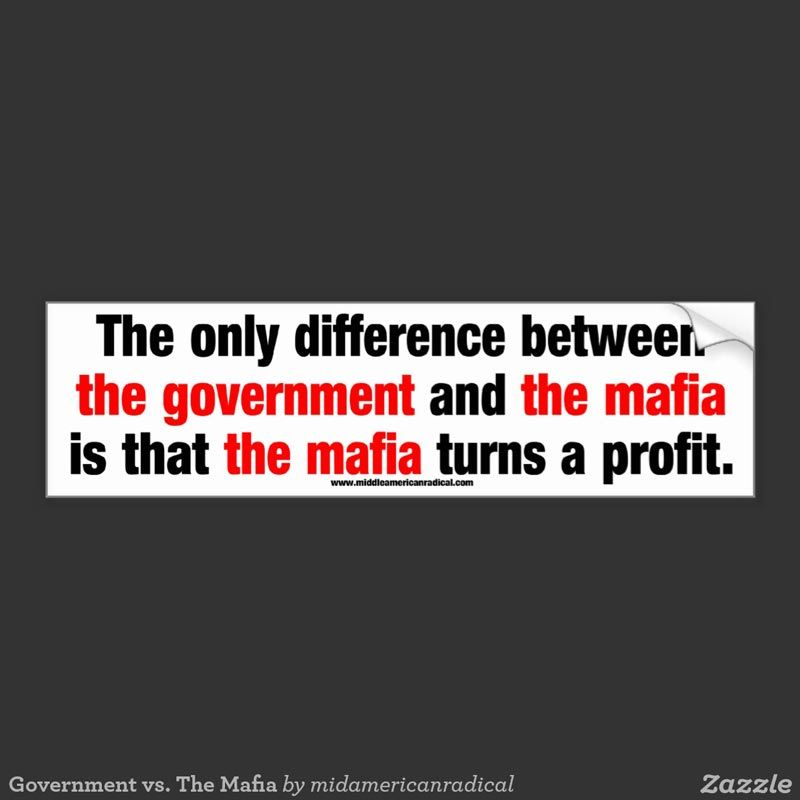 How Mafia and Us Government Are Related Essay