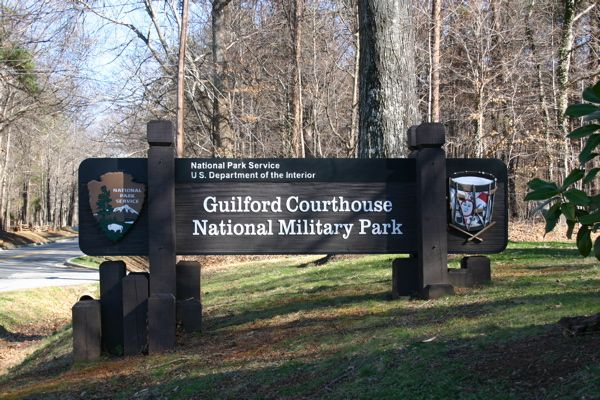 Guilford Courthouse National Military Park in Greensboro is a true gem.  From the revolutionery war history to beautiful walking/biking trails, it has something to offer everyone.  www.greensborohomebroker.com