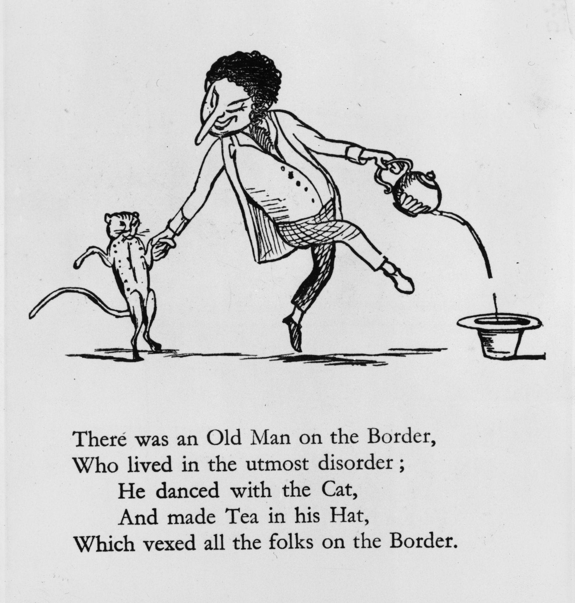 Happy Limerick Day! Happy Birthday, Edward Lear