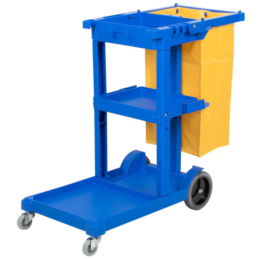 Lavex Janitorial Cleaning Cart Janitor Cart With Janitorial