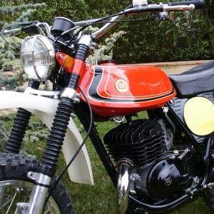 Motoalpinismo nel 1976