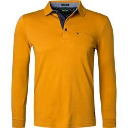 Photo of Pierre Cardin Polo Shirt Men, orange Pierre Cardin