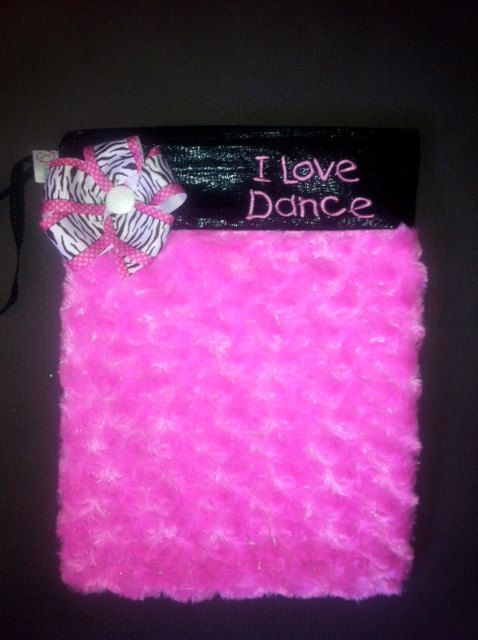 Pink Cotton Candy Personalized Bag by jnknox1 on Etsy, $27.00