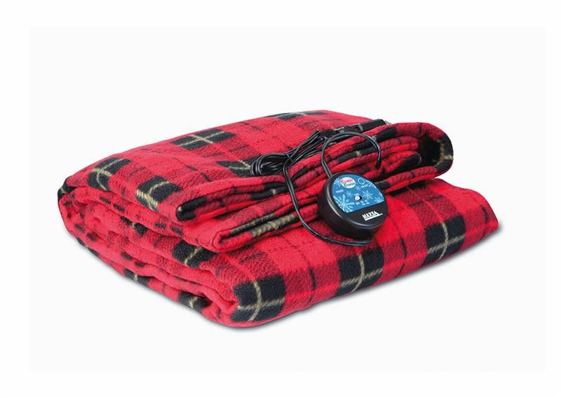 The Rumpl Puffe Is A Portable Battery Powered Heated Blanket It Combines Three Ideas That Wer Heated Blanket Battery Powered Heated Blanket Electric Blankets