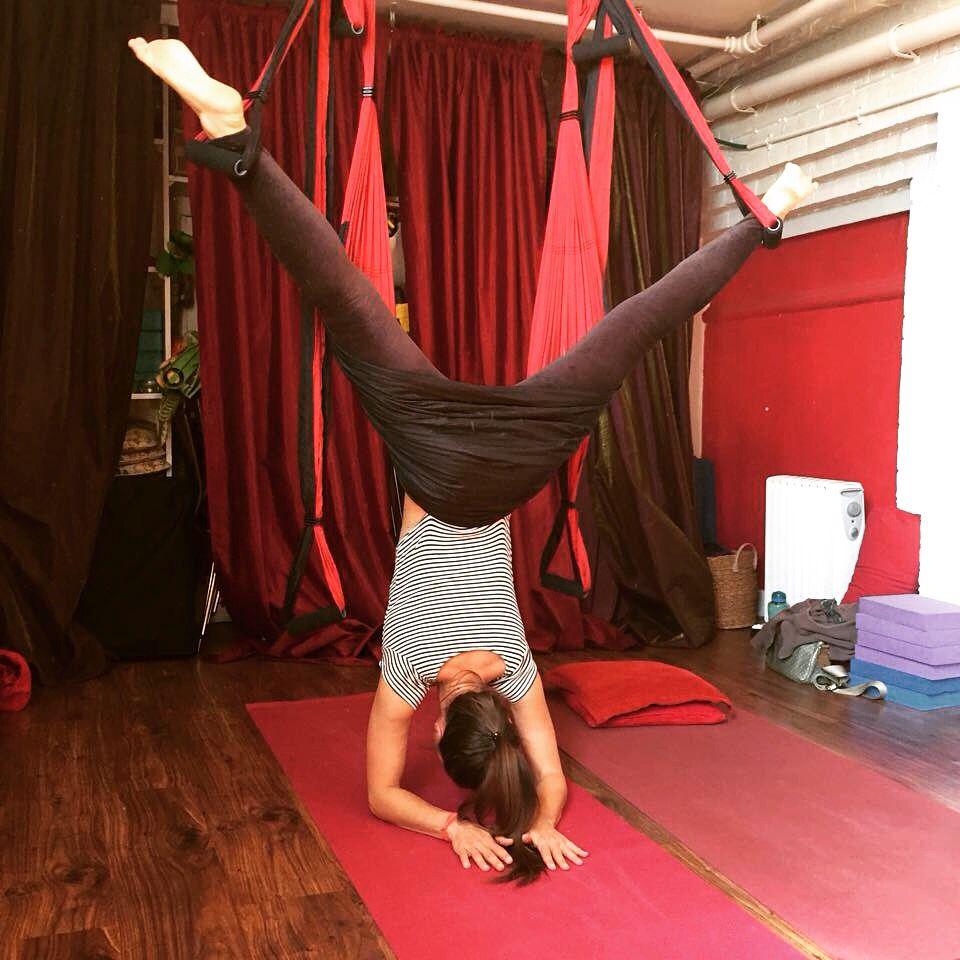 Swing Yoga Eastbourne