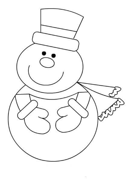 Kardanadam Kardanadamboyama Snowman Coloringpages Https Www Facebook Com Okul Bah C3 A7esi 965104983549838 Kardan Adam Aplike Sablonlari Boyama Sayfalari