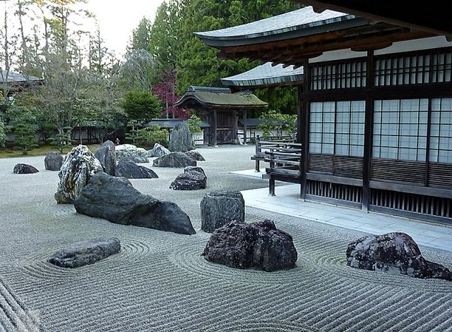 Japanese Garden Design Elements japanese garden design - important to know the construction of the