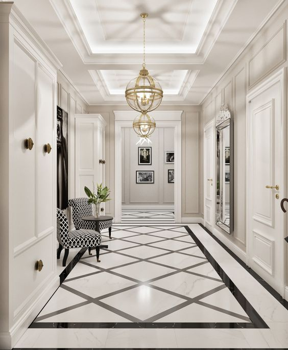 Ultra Luxury Apartment Design: 41 Traditional Home Interior Ideas Everyone Should Try
