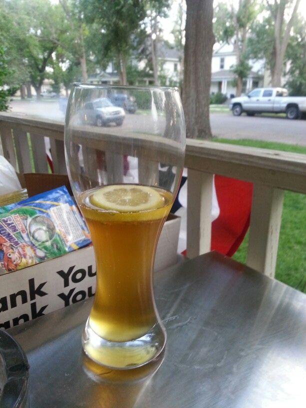 Home brew. Patriots larger. Mr Beer.