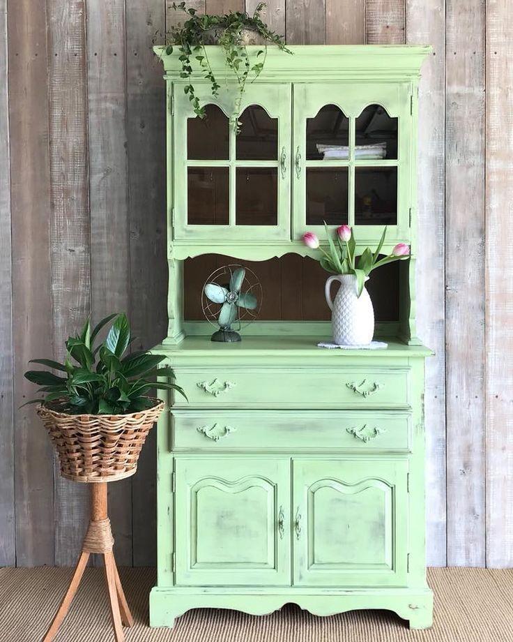 Lem Lem Green painted furniture, Painted furniture