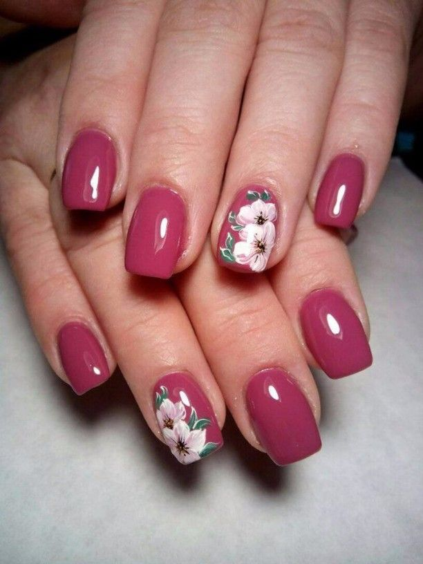30+ Fashionable Nail Art Designs That You Will Love To Try | Nail ...