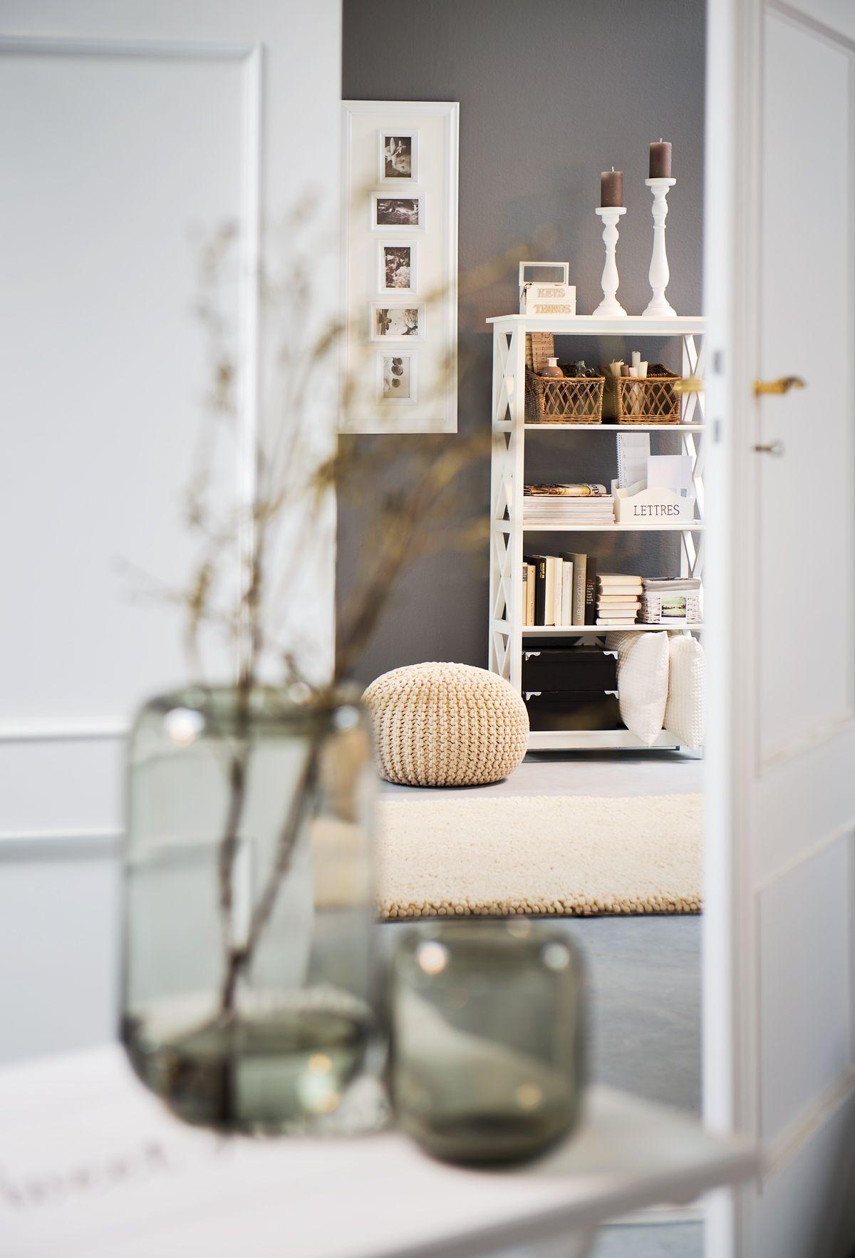 Sogar Moderne #Glasvasen Lassen Sich Perfekt Und Stilvoll Mit Dem #Landhausstil  Kombinieren. Zu