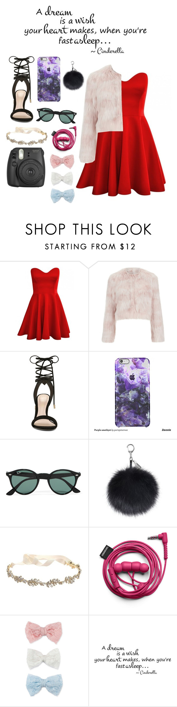 """'Isn't it so awkward when you make eye contact with Hayes Grier and all you can say is ""hi you're really hot wow""'"" by its-sarah02 ❤ liked on Polyvore featuring RED Valentino, ALDO, Ray-Ban, Marchesa, Decree, women's clothing, women, female, woman and misses"