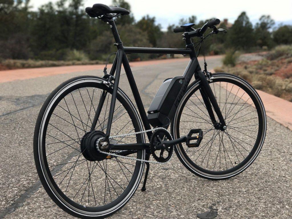 Populo Sport Electric Bike Side