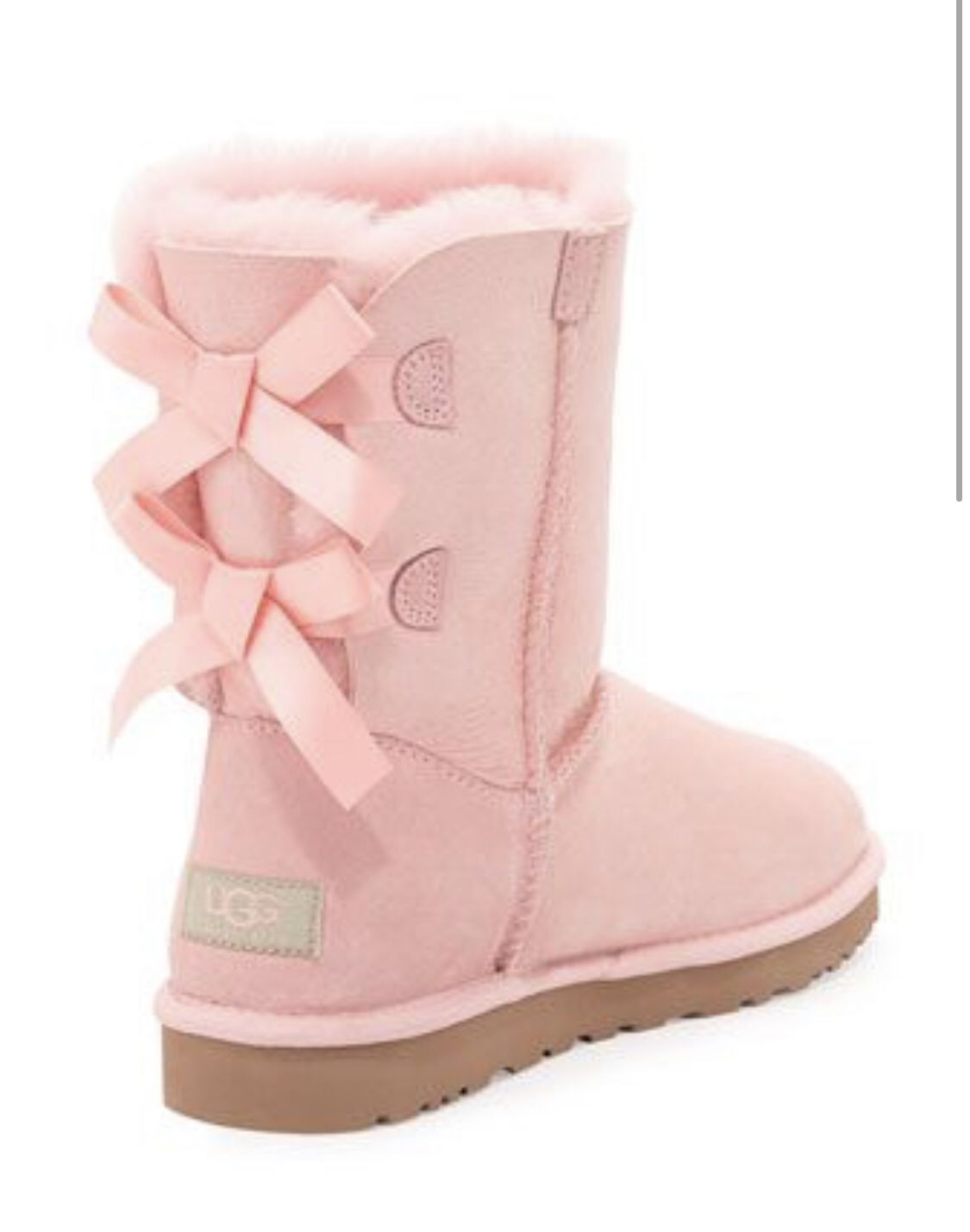 f50790b8ee0 Two bows | Uggs in 2019 | Pink uggs, Ugg boots australia, Uggs
