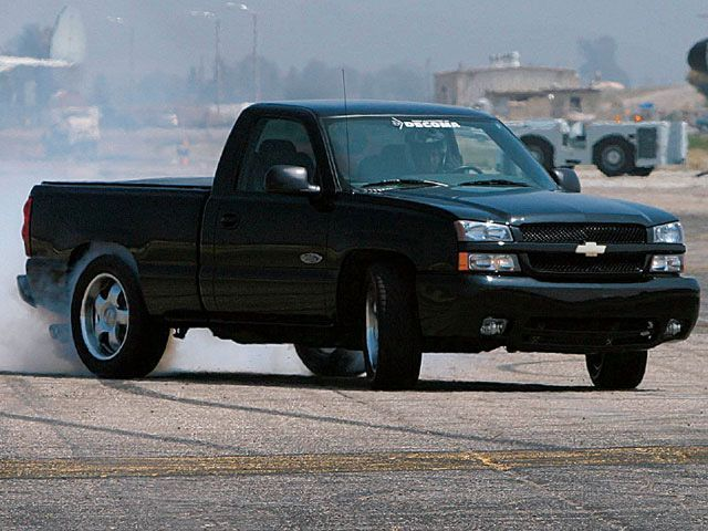 Roush Supercharged Silverado Chevy Trucks Big Trucks Chevy