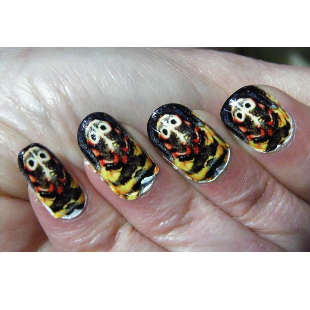 Details about octopus steampunk nail cosplay goth art